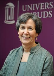 Laurie Mesibov in the Ombuds Office